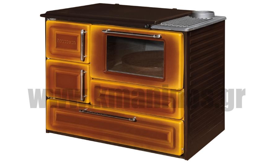 Κουζίνα ξύλου